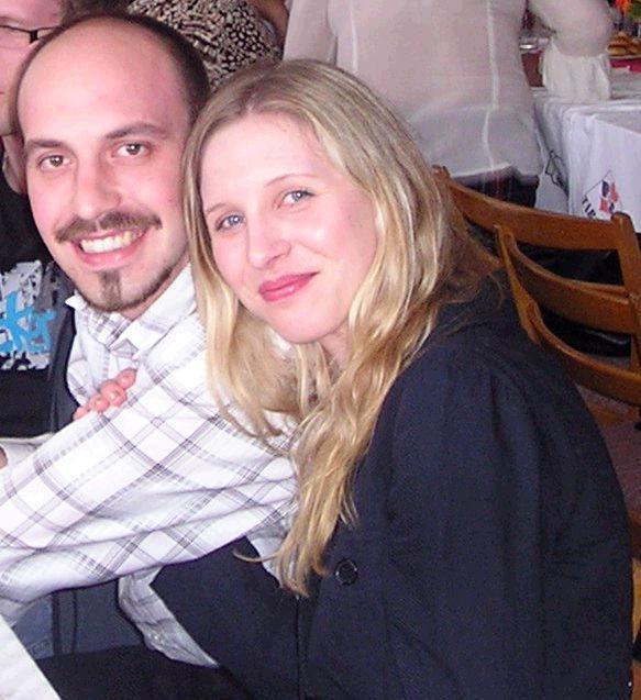 """Míša & Lubik aneb přípravy na den """"D""""  - 30.4.2011 - MY DVA.... :)"""