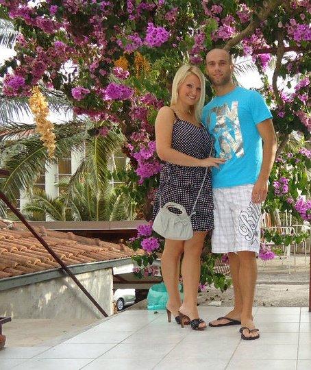 Marek a Tatiana - my