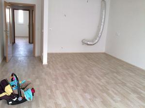 podlaha hotova...