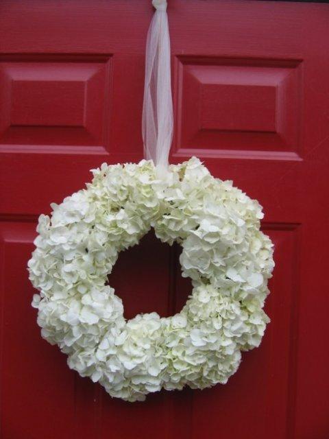 Svadbička - na dvere....