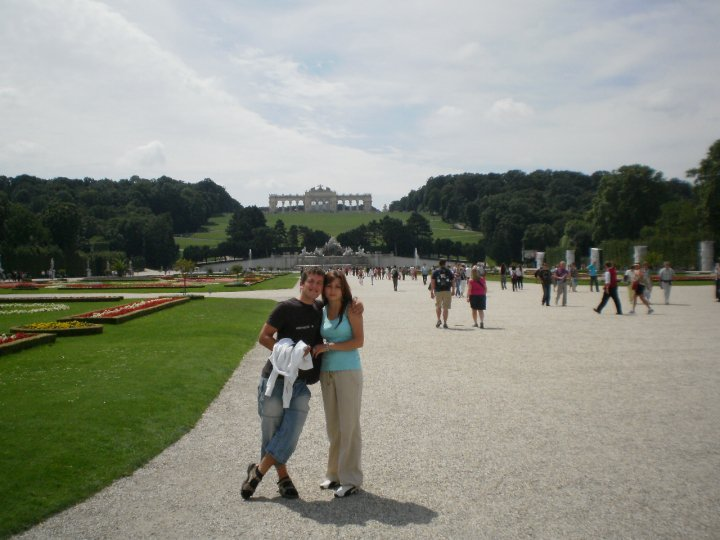 Svadba bude 6.8.2011 - vo Viedni..To bol krasny den :D