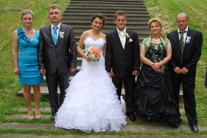 Michaela{{_AND_}}Tomáš - s rodičmi