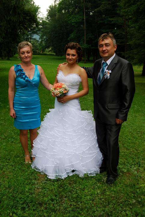 Michaela{{_AND_}}Tomáš - a ja s mojimi najsamlepšimi rodičmi na svete!
