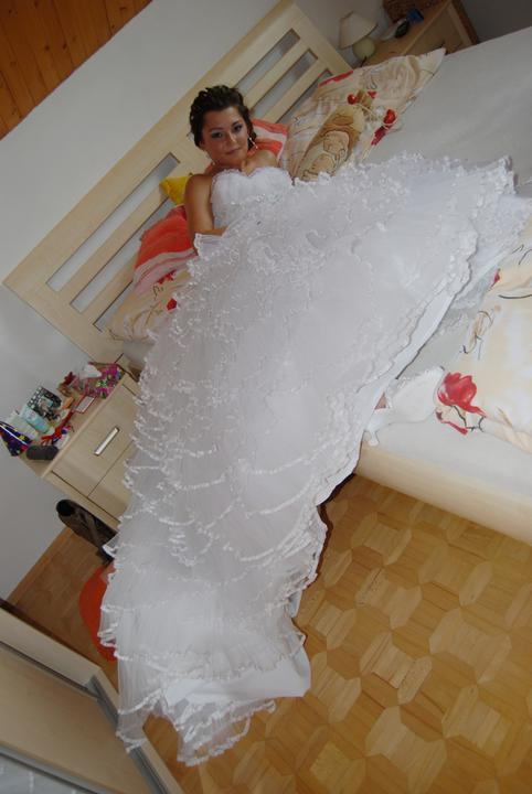 Michaela{{_AND_}}Tomáš - neurečne krasne šaty :D