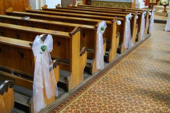 výzdoba kostola
