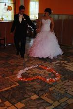a ide sa na prvý tanec, tato fotka sa nam velmi pači