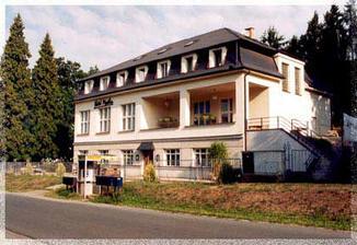 hotel Myšlín - místo pro hostinu