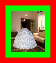 spodnička pod svatební šaty