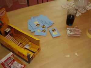 výroba svat.čokoládek - no prostě binčus!!!