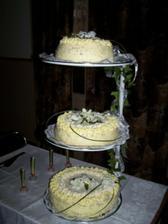 náš dortík - výbornej