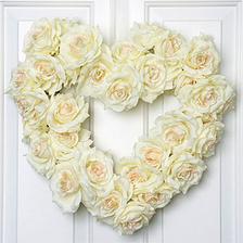 Na dveře nevěsty:-)