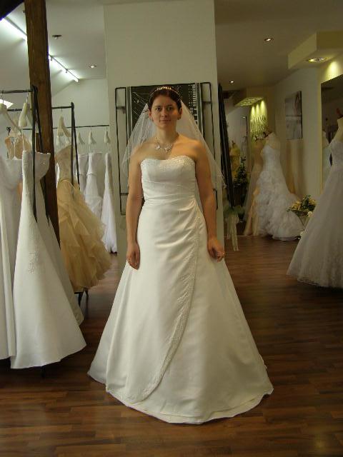 22. 9. 2007 S & P - V týchto sa budem vydávať :)