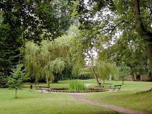 Z parku určitě budou kouzelné fotečky