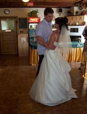 """První novomanželský tanec """"I got you babe"""""""