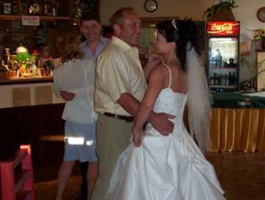 Taneček s rodiči