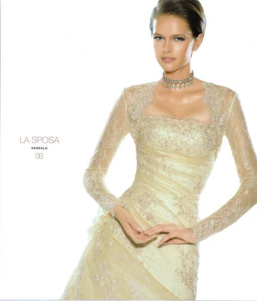 August 2008 - Sandalo - La sposa 2007