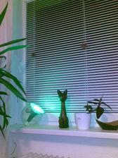 Lampa Living Colors Crystal LCS5001/12 - 2.generácia (vytvára až 16 miliónov farieb)