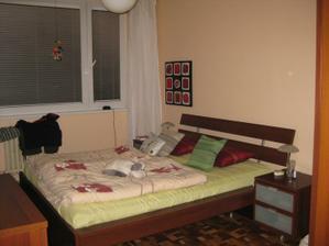naše ložnice
