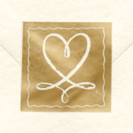 pecet na oznameni=seal might go onto the envelopes