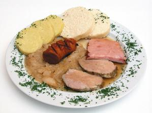 taborska basta, jedna moznost na jidlo.=one idea for lunch