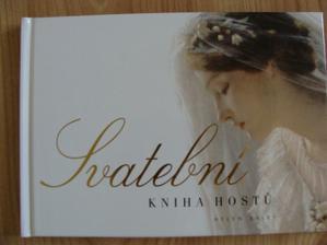 svatební kniha hostů,je moc pěkná