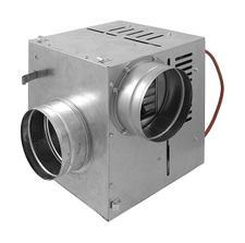 Darco 400m3/h ventilator na rozvod tepleho vzduchu do izieb