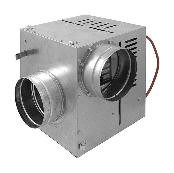 Čo planujeme... - Darco 400m3/h ventilator na rozvod tepleho vzduchu do izieb