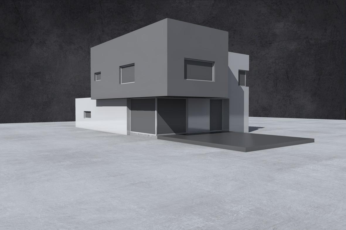 Domečky - nezda se to, ale je to baracek 7+kk+garaz+2 satny, tri koupelny, technicka, pradelna a komora:)...zastavena plocha 150 m2..nekdy zasnu, jak to tam muzu vsecko naskladat:))