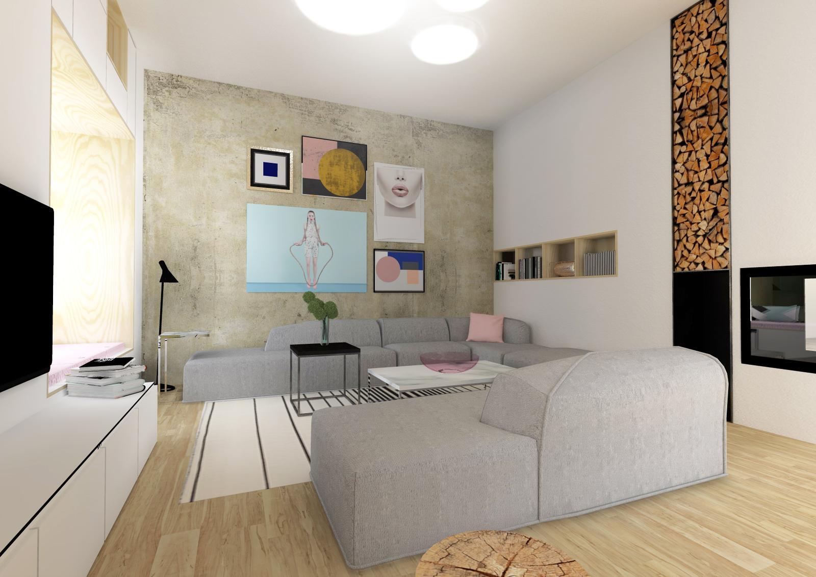 Obýváky - Obrázek č. 45