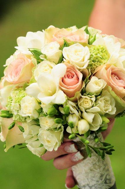 Svadobne kytice - Obrázok č. 150