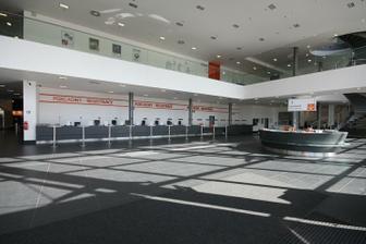 Letiskova hala Brno vystaviste...