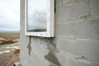 Neotvarave okna - REHAU Uw=0,73
