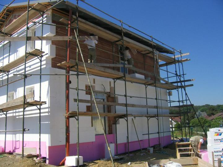 Toto nie je môj dom... Inspiracie pred stavbou zo zapadu, ako by sa to malo robit.. - 30cm, standard na zapade...