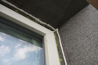 Lepidlo na okenne pasky a EPS..