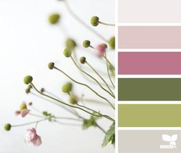 krásne pastelové farby, až na tú ružovú, neviem či by som išla do takého kontrastu
