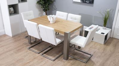 Angola - Oak table