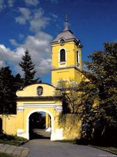tu si povieme ,,Ano,, :) rimskokatolicky kostol v Starom Tekove :) nasa stastna hodina 15.30 :)