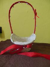 košíček na lupienky :)