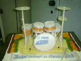 Stylové, můj partner je bubeník :-D