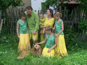První rodiná fotečka
