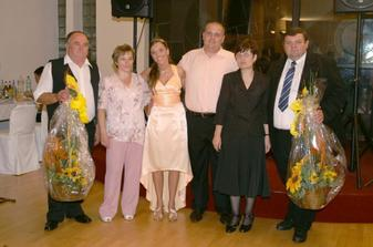 naši rodičia mali v deň našej svadby 33 r. spoločného života - Blahoželame