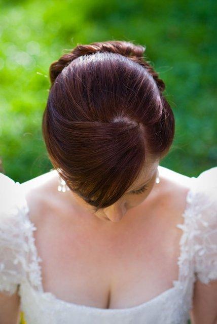 Svadobné detaily - saty salonn Nicole