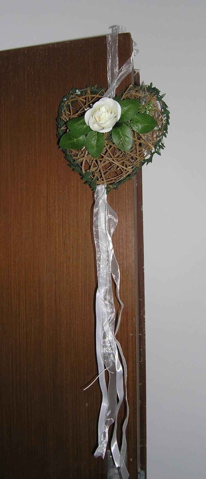 Dekoracie na dvere - Obrázok č. 2