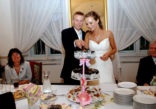 Simona Hývnarová{{_AND_}}Petr Hývnar - dorty byly vynikající