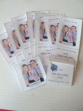 dárečky pro svatebčany, ještě nezabalené :D