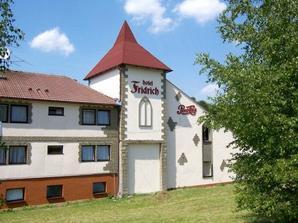 Hotel Fridrich v Těrlicku - tady budeme hodovat a veselit se :o)