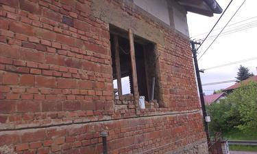zmensovanie pôvodnych otvorov na okna