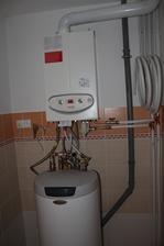 ...ale čo je hlavné, že už kúrime aj radiatormi :)
