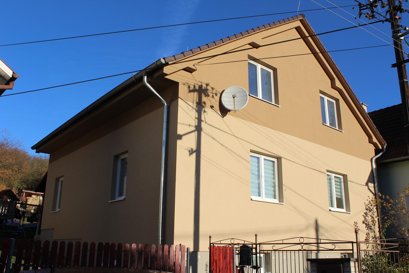 Dom rekonstrukcia - Obrázok č. 377
