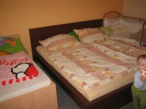 PRED spálňa